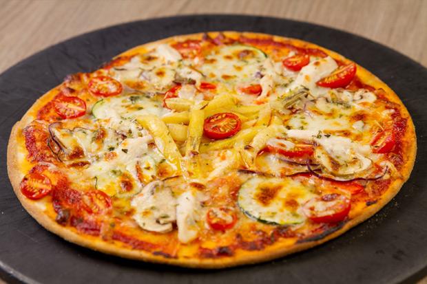 Pizza de Plátano de Canarias