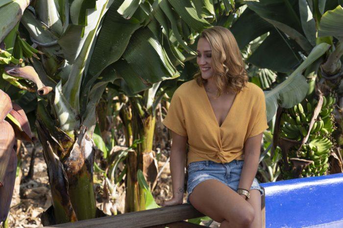Mireia Belmonte Plátano de Canarias 3