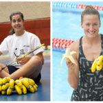 Mireia y Carolina embajadoras de Plátano de Canarias