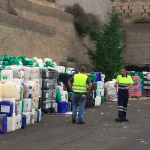 Recogida residuos agrícolas