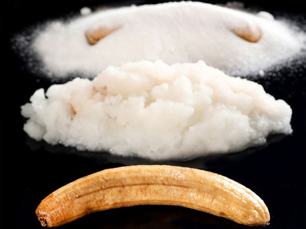 Plátano marinado