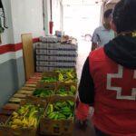 Cruz Roja Plátano de Canarias