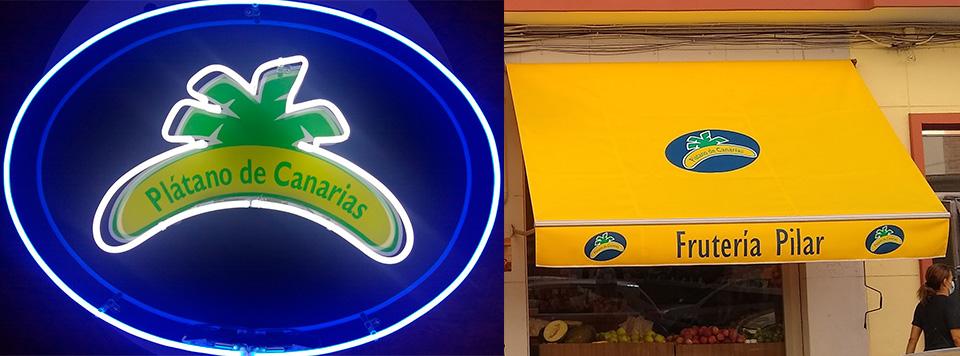 - Plátano de Canarias